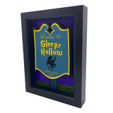 Sleepy Hollow 3D Art