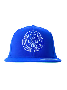 New logo loyalty over money hats