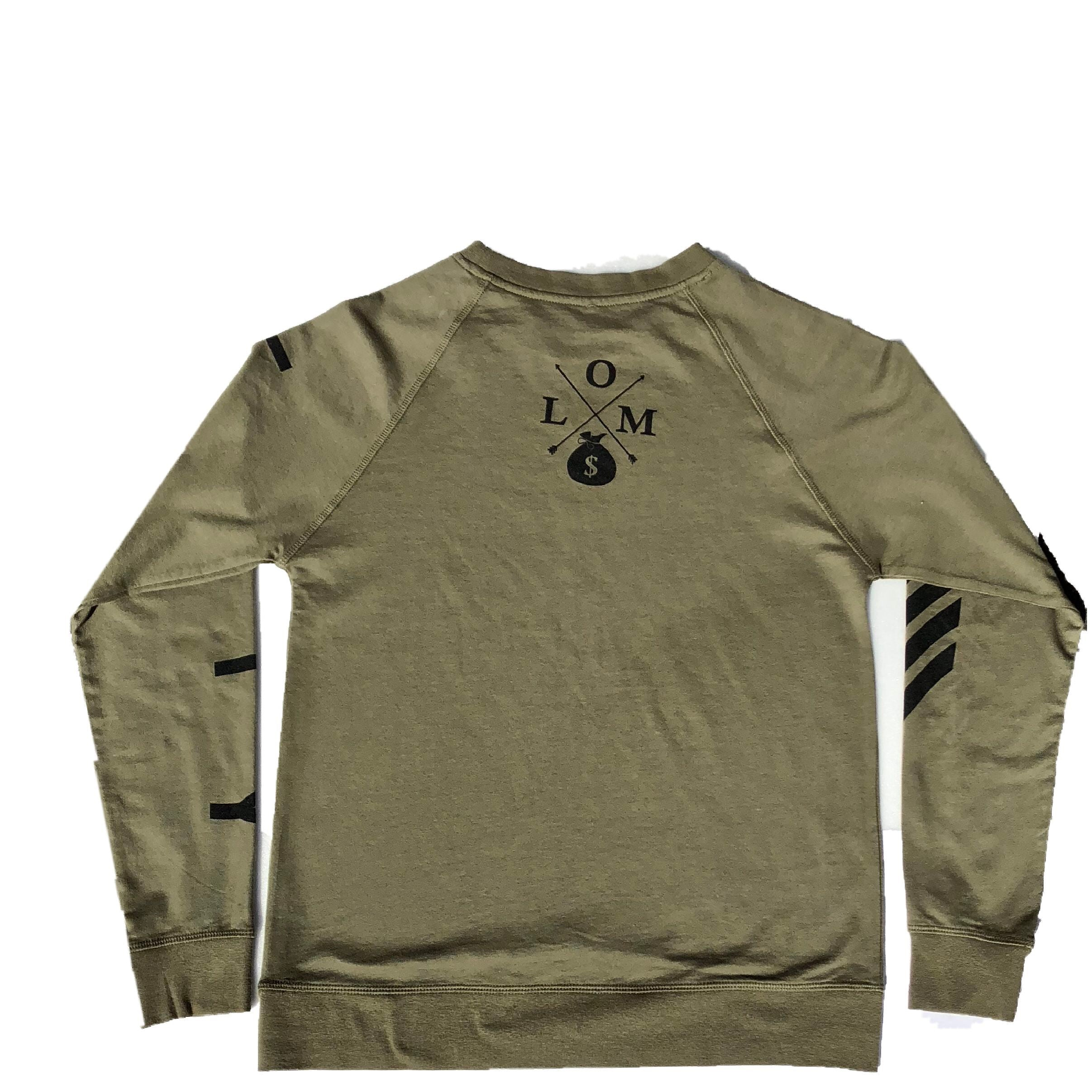 NEW LOGO LONG SLEEVE SHIRTS