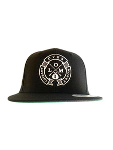 New logo loyalty over money hat