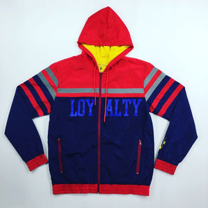 New Nylon Windbreakers