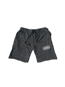 FADE IN BLACK LOM SHORTS