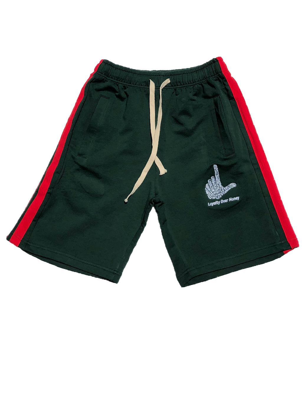 L HAND NATURE BOY SHORTS