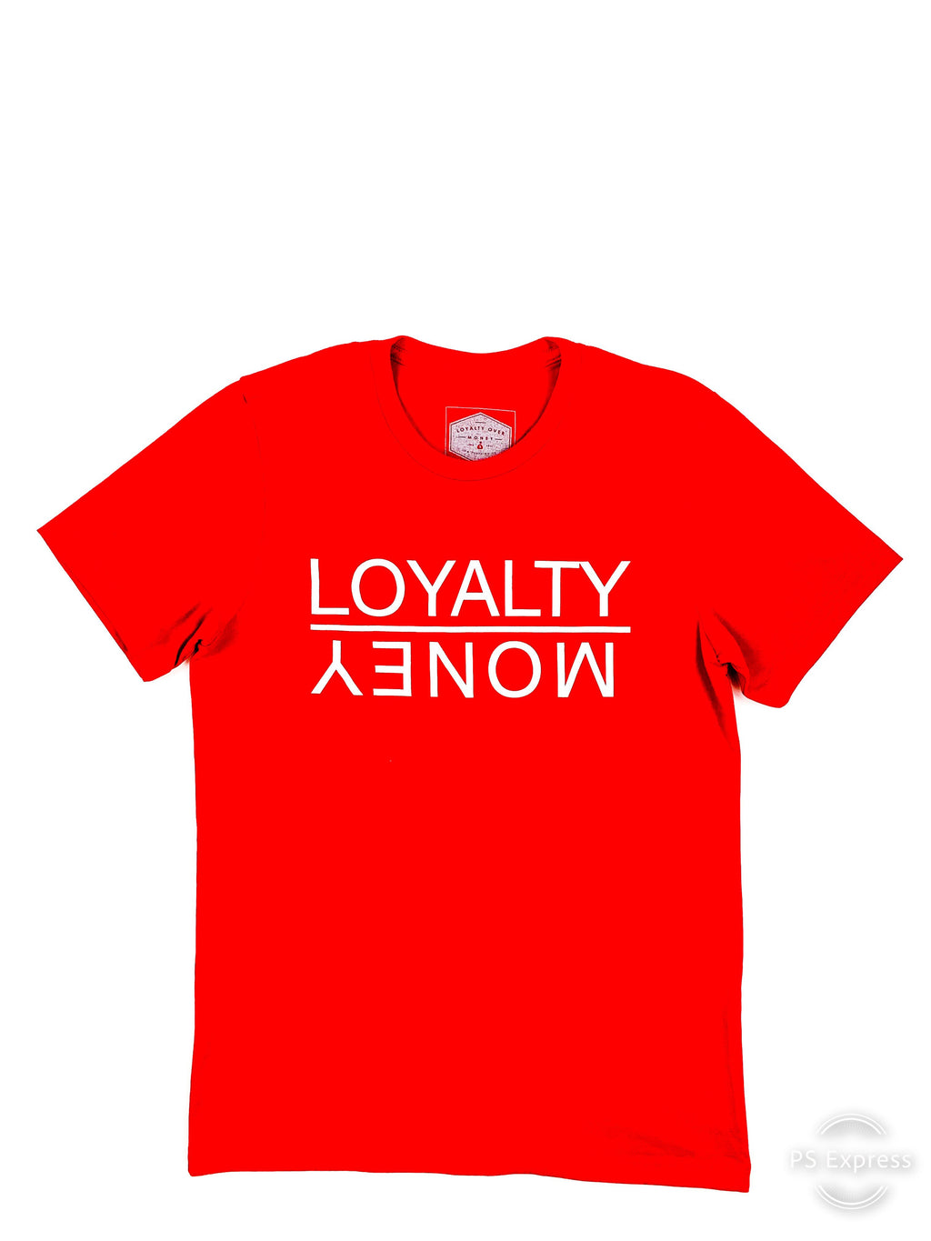 LOYALTY OVER MONEY SHIRTS