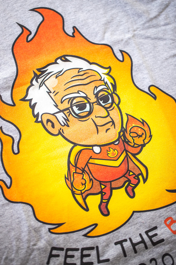 The Super Bernie! Tee