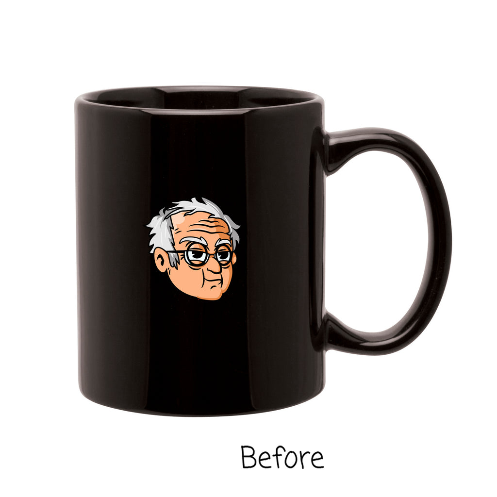 Super Bernie! Color Changing Mug