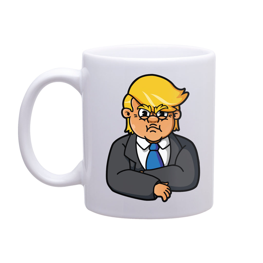 The Cute Dazed Trump Mug