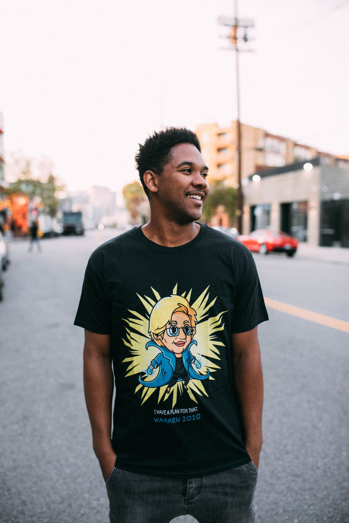 The Super Warren! Tee
