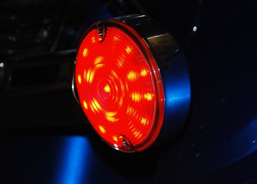 Red Turn Signal Boards