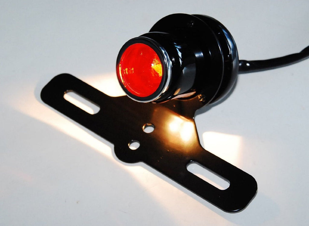 Plate Holder with Brake/Tail Light