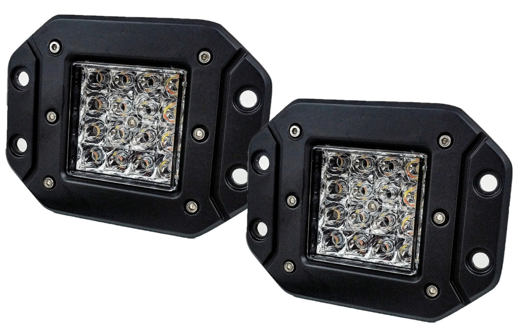 Ultra Strobe Flush Mount Pods