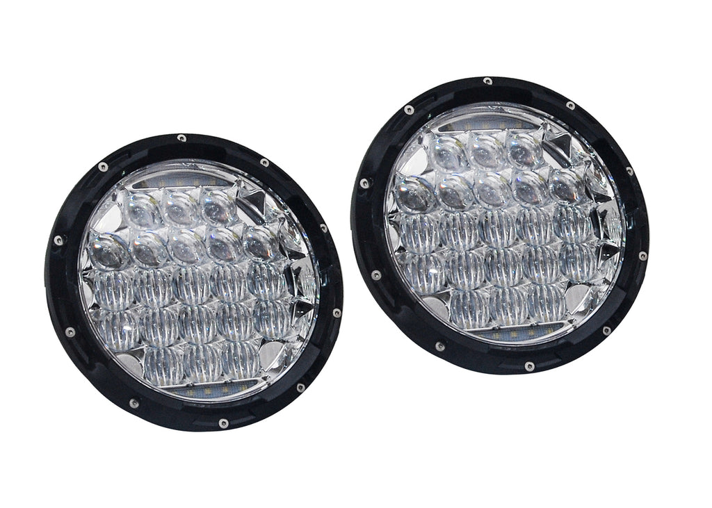"7"" Pro 2 Jeep Headlights"