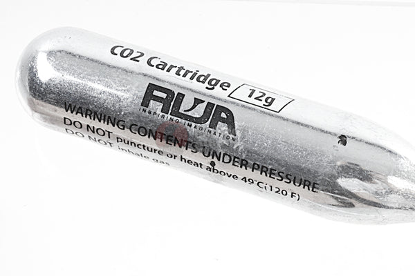 Airsoft Surgeon RWA 12g Co2 Capsule (Box of 5 Pieces)