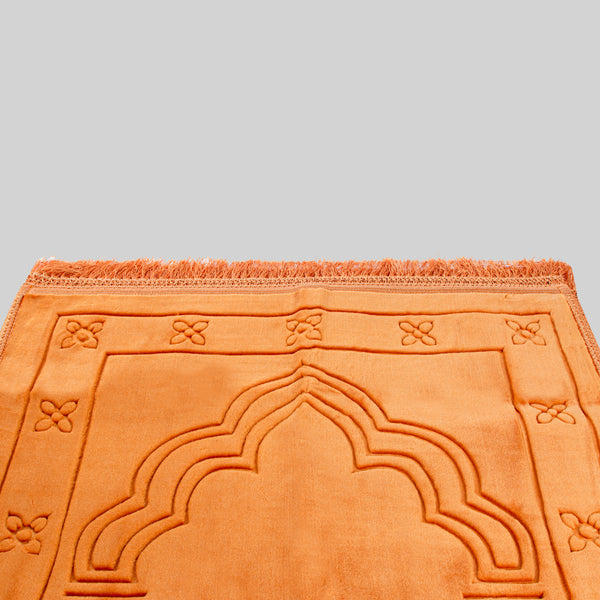 SMALL VELVET PRAYER MAT