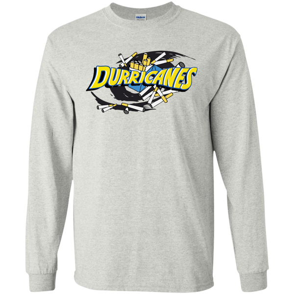 Durricanes Long Sleeve T-Shirt