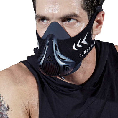 Training High Altitude Elevation Mask