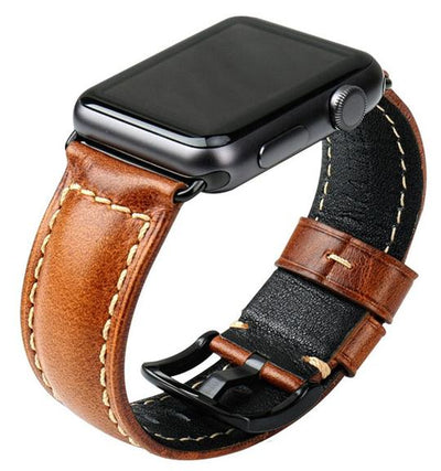 Cheap Leather Apple Watch Bands