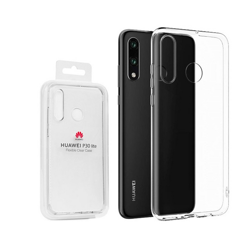 Cover Huawei P30 Lite Flexible Clear Case