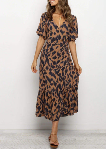 Wrap Dress Joanne