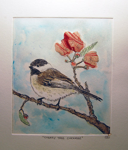 Chickadee - Marble Variation