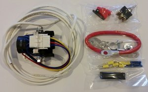 Dfuser 1002190 Main Power Race Power Relay Switch Package