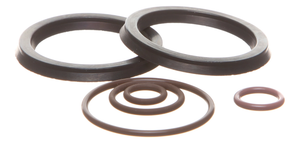 Dfuser 1002431 Fuel Filter Primer Rebuild Seal Kit with Viton O-Rings