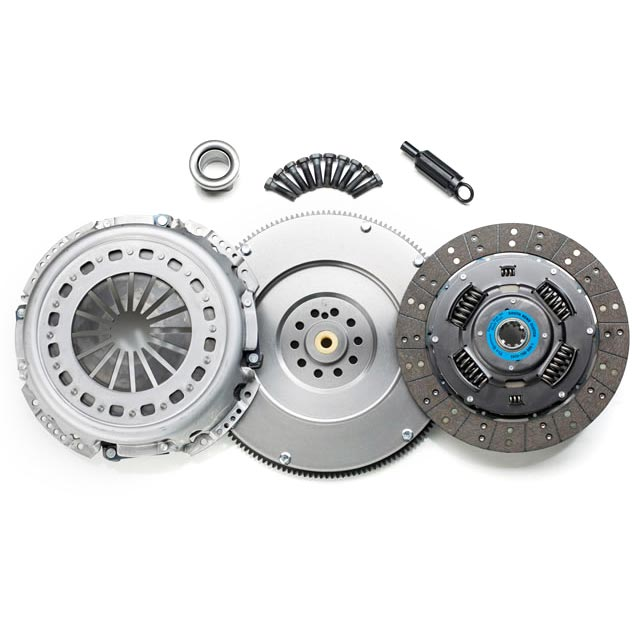 South Bend 1944-6OFEK Dyna Max Upgrade Clutch (Single Mass Flywheel Kit)