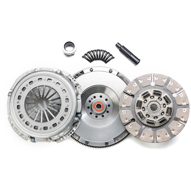 South Bend 1950-60CBK Dyna Max Clutch (Single Mass Flywheel Kit)