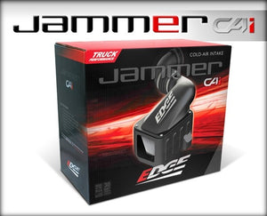 Edge Products 28135-D Jammer Cold Air Intake with Dry Filter