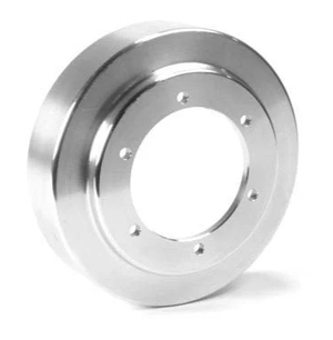 Fleece FPE-34660 Billet Aluminum Fan Drive Pulley