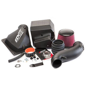 Edge Jammer Cold Air Intake with Oiled Filter for 2010-2012 Dodge Cummins 6.7L Diesel