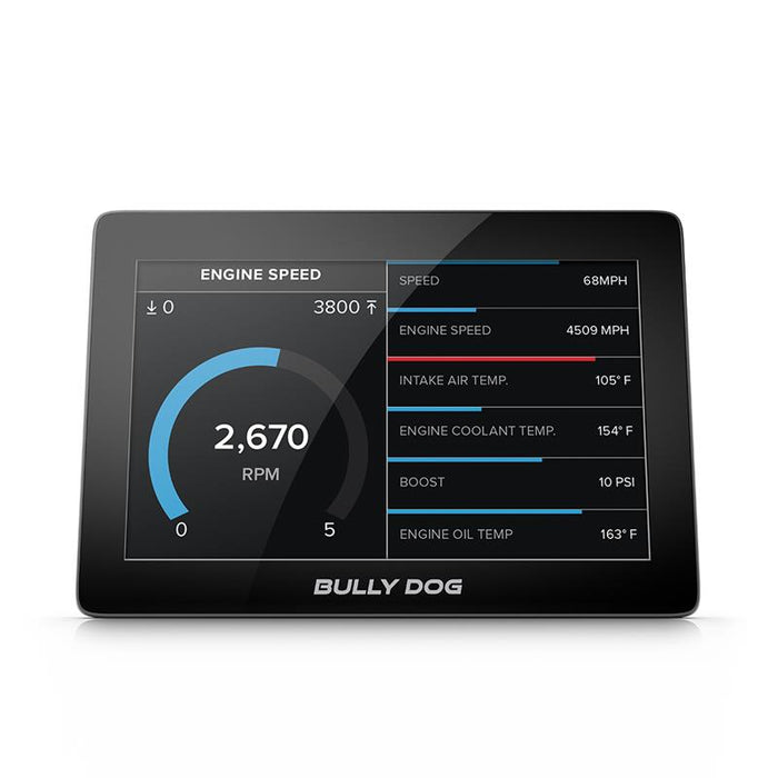 Bully Dog 40465B GTX Watchdog Performance Monitor