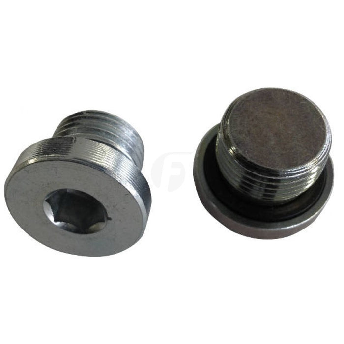 Fleece FPE-6.7CR-COOL-PLUG Turbo Coolant Delete Plugs