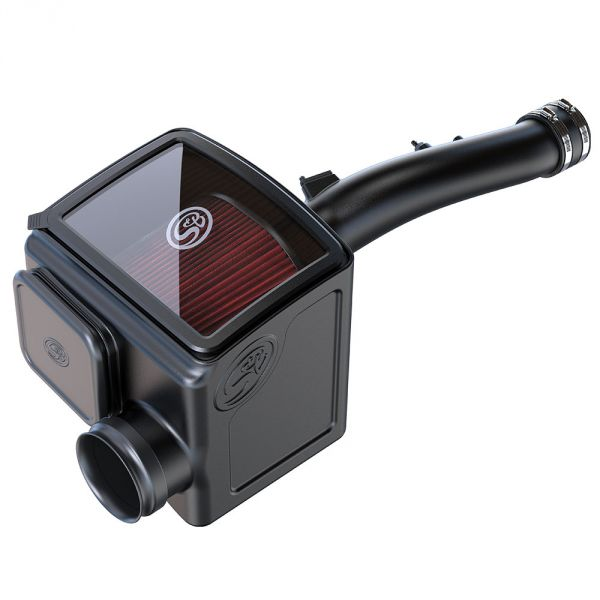 S&B Filters 75-5115 Cold Air Intake with Oiled Filter