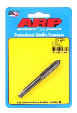 ARP 912-0008 M12 x 1.75 Thread Cleaning Tap