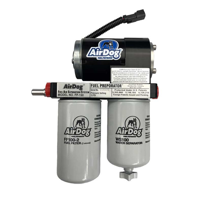 AirDog A4SPBD000 100GPH Air/Fuel Separation System (Stock to Moderate)