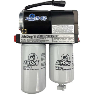 AirDog A6SABC409 II-4G 165GPH Air/Fuel Separation System (Moderate to Extreme)