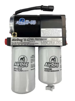 AirDog A6SABC410 II-4G 165GPH Air/Fuel Separation System (Moderate to Extreme)