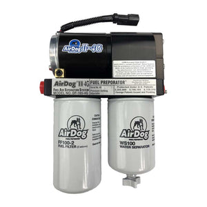 AirDog A6SPBD255 II-4G 100GPH Air/Fuel Separation System (Stock to Moderate)