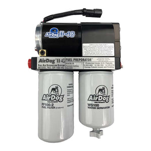AirDog A6SPBC262 II-4G 100GPH Air/Fuel Separation System (Stock to Moderate)
