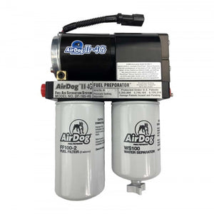 AirDog A6SPBD254 II-4G 100GPH Air/Fuel Separation System (Stock to Moderate)
