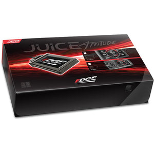 Edge Juice with Attitude CTS2 Monitor for 2007.5-2012 Dodge Cummins 6.7L Diesel