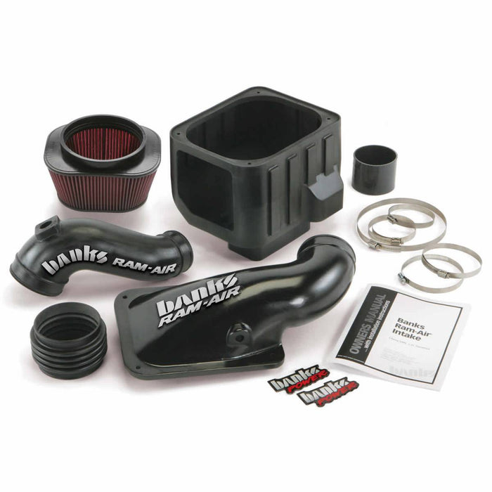 Banks Power 42132 Ram-Air Intake System with Oiled Filter