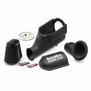Banks Power 42155-D Ram-Air Intake System with Dry Filter