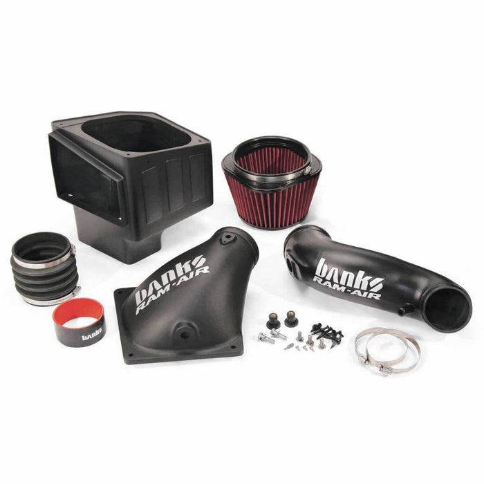 Banks Power Ram-Air Intake System with Oiled Filter for 2007.5-2009 Dodge Cummins 6.7L Diesel