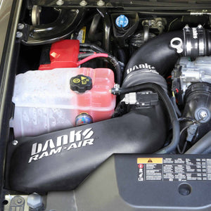 Banks Power Ram-Air Intake System with Oiled Filter for 2011-2012 GM Duramax 6.6L LML Diesel