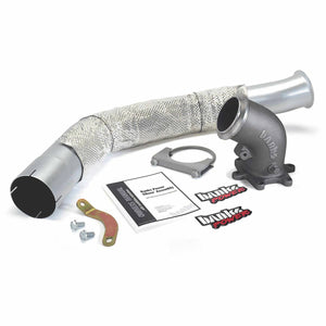 "Banks Power 3.5"" Power Elbow Kit for 1999.5-2003 Ford Powerstroke 7.3L Diesel"