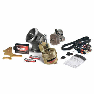 Banks Power Exhaust Braking System for 2004.5-2005 Dodge Cummins 5.9L Diesel with Manual Transmission