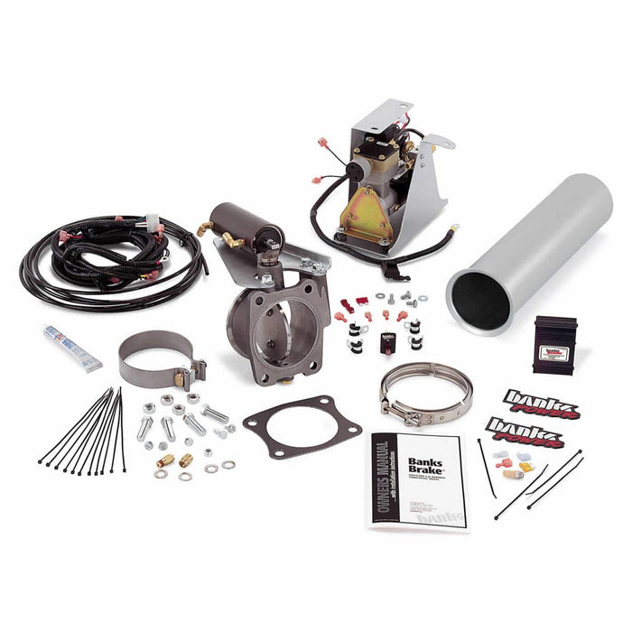 Banks Power 55232 Exhaust Braking System