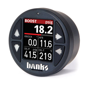 Banks Power iDash 1.8 Super Gauge for 2003-2005 Dodge Cummins 5.9L Diesel
